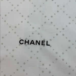 CHANEL Other - Authentic Chanel large garment Pouch